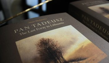 "New English translation of Adam Mickiewicz's ""PAN TADEUSZ"""