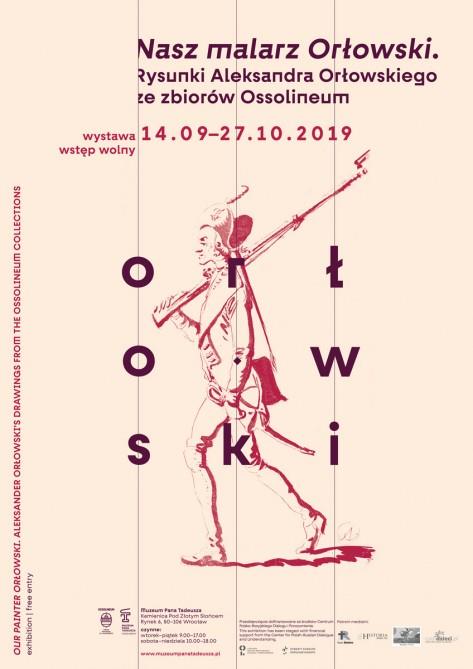 orłowski plakat