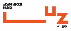 logotyp Akademickiego Radia LUZ