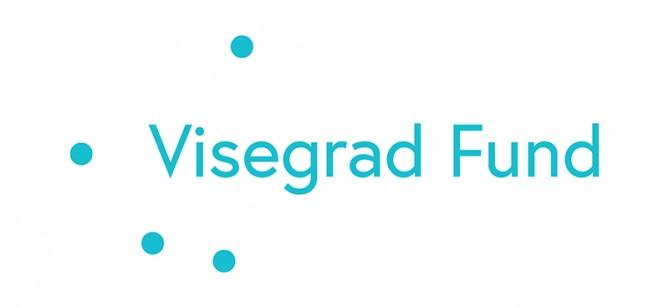 Logotyp Visegrad Fund