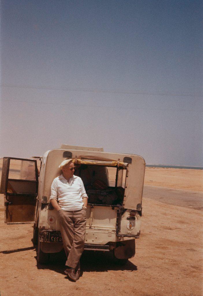 Egipt 1963, fot. Jadwiga Nowak-Jezioranska (Archiwum Jana Nowaka-Jezioranskiego. Zaklad Narodowy im. Osolinskich)