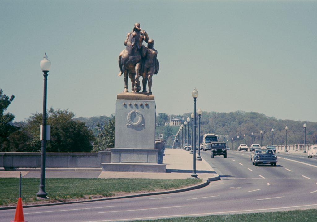 USA, fot. Jadwiga Nowak-Jezioranska (Archiwum Jana Nowaka-Jezioranskiego. Zaklad Narodowy im. Ossolinskich)