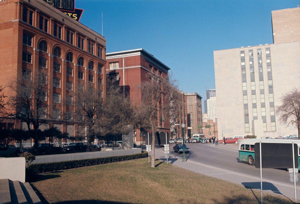 USA, ok. 1964, fot. Jadwiga Nowak-Jeziorańska (Archiwum Jana Nowaka-Jeziorańskiego. Zakład Narodowy im. Ossolińskich)