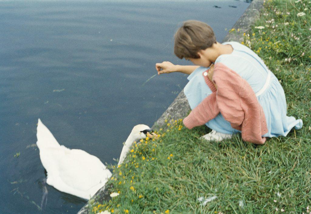 Wiedeń 1959, fot. Jadwiga Nowak-Jeziorańska (Archiwum Jana Nowaka-Jeziorańskiego. Zakład Narodowy im. Ossolińskich)
