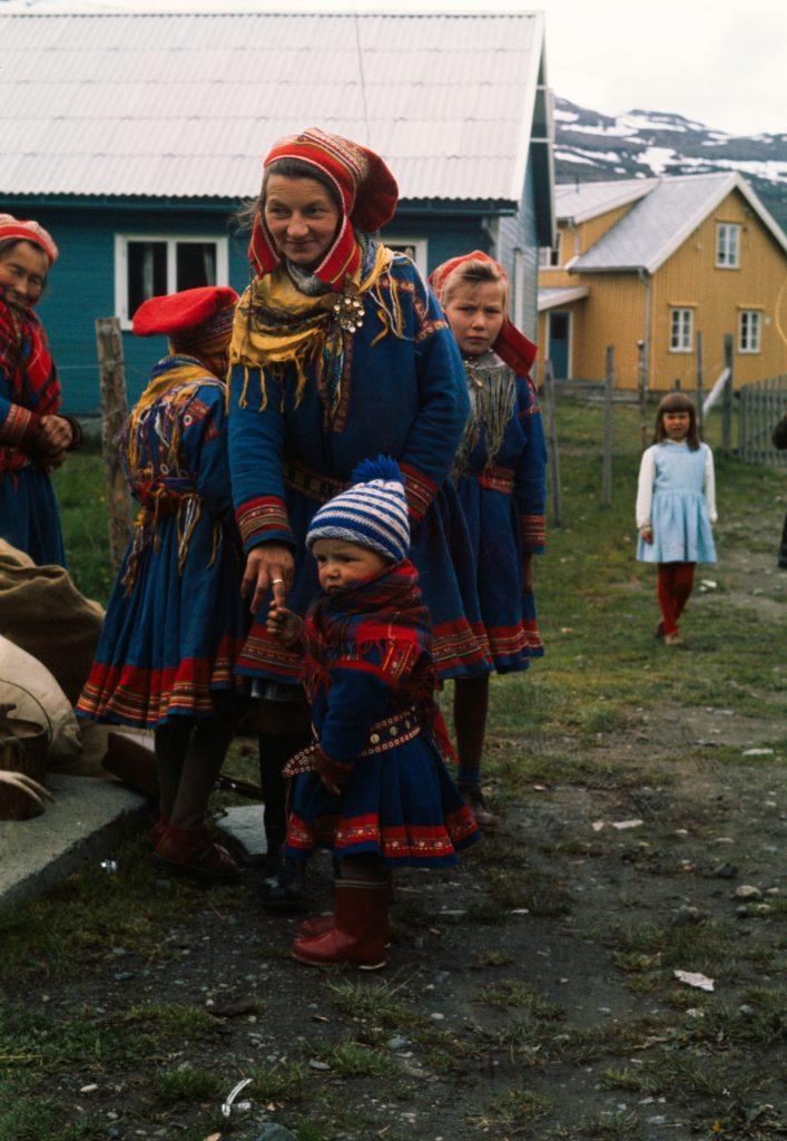 Norwegia, fot. Jadwiga Nowak-Jeziorańska (Archiwum Jana Nowaka-Jeziorańskiego. Zakład Narodowy im. Ossolińskich)