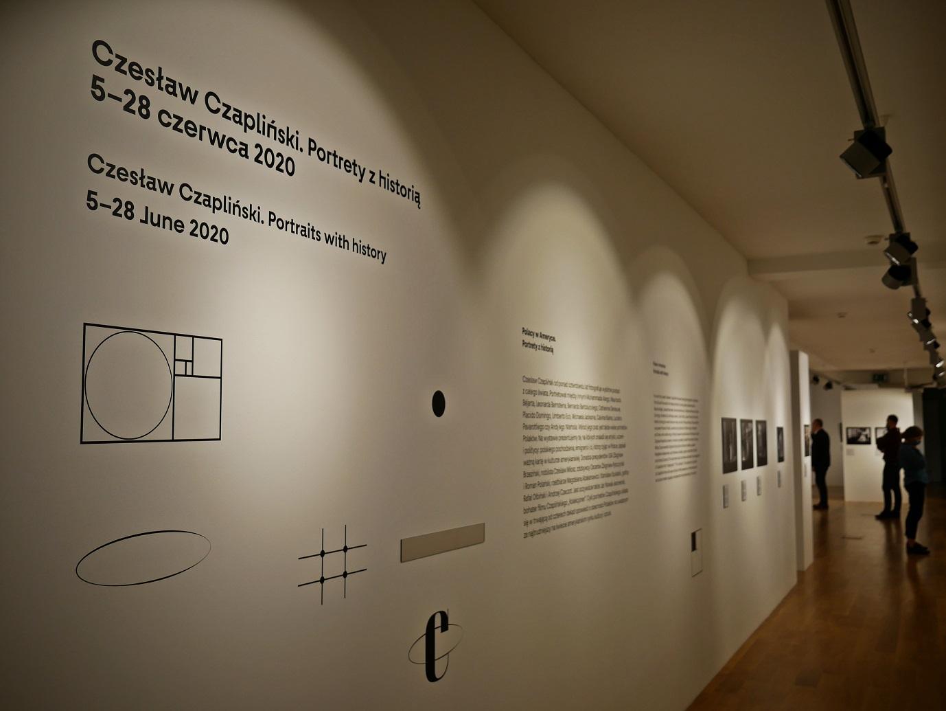 Fragment wystawy