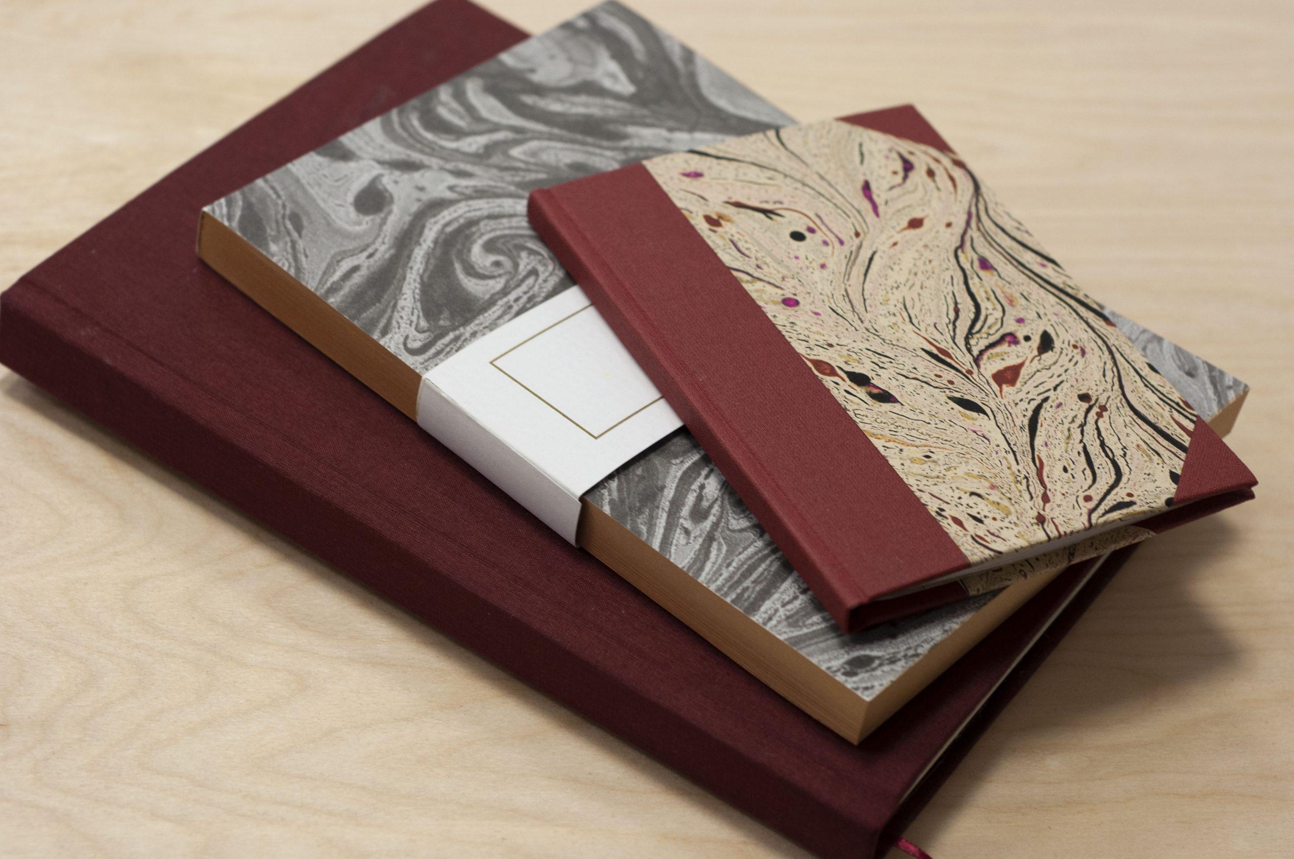 papier marmurkowy