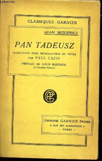 1934, tłum. Paul Cazin