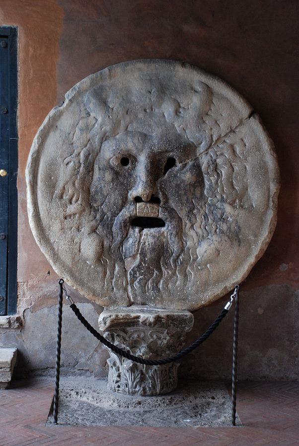 Bocca della verita, źródło: Wikipedia