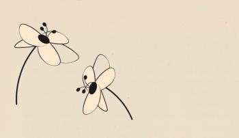 Łąka – stwórz kwiatowy wzór