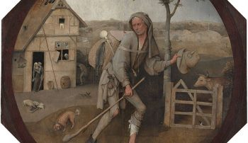 Syn marnotrawny (z obrazu Hieronima Boscha)
