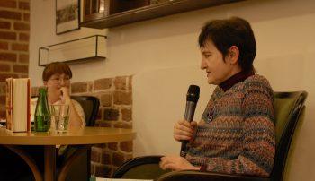 Zapis rozmowy z Anną Sawicką, tłumaczką literatury katalońskiej