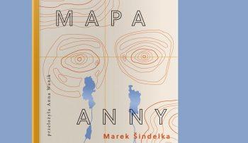 """""""Mapa Anny"""" Marka Šindelki"""