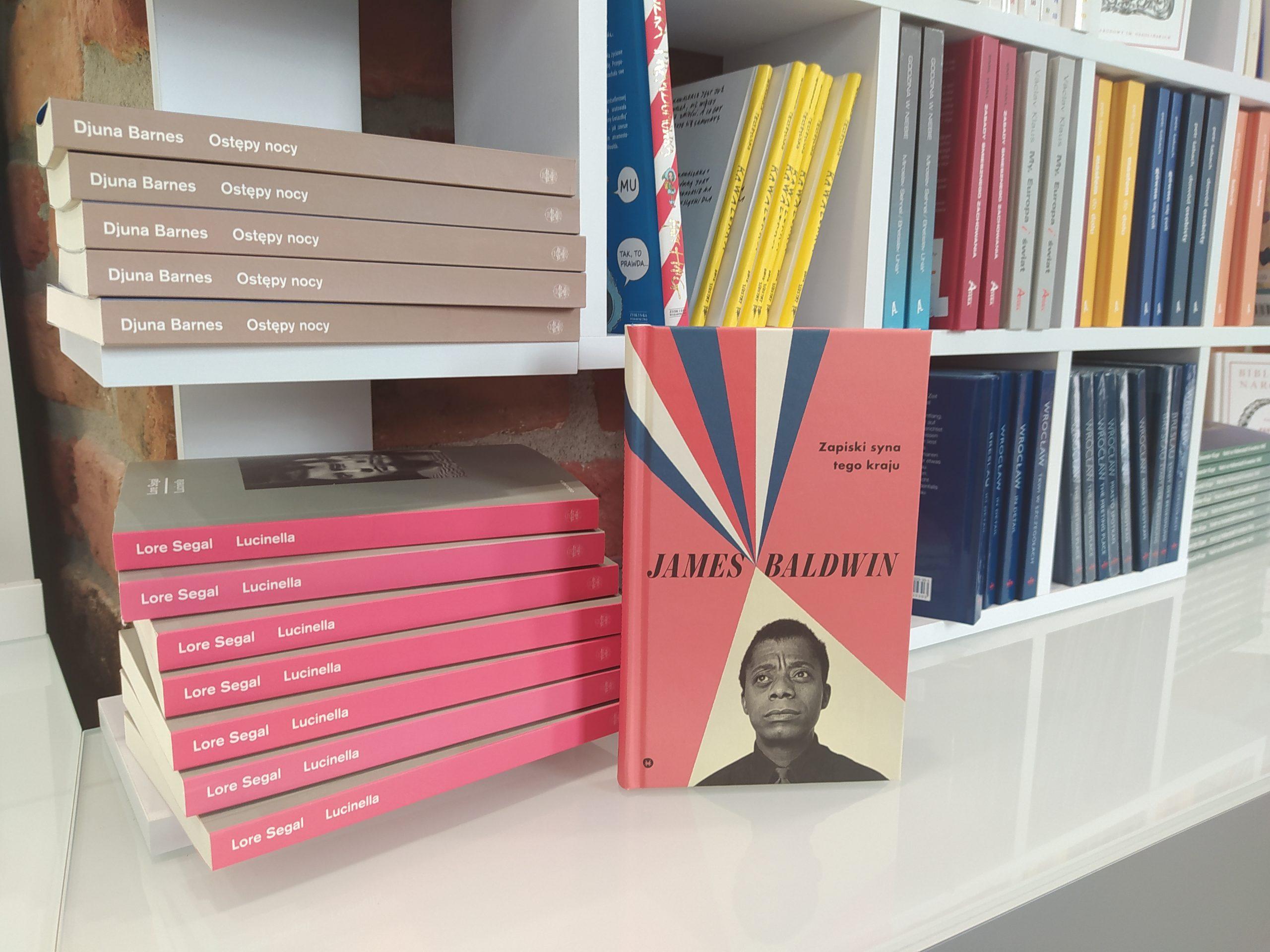 """""""Zapiski syna tego kraju"""", James Baldwin, tłum. Mikołaj Denderski, Wydawnictwo Karakter, 2019"""