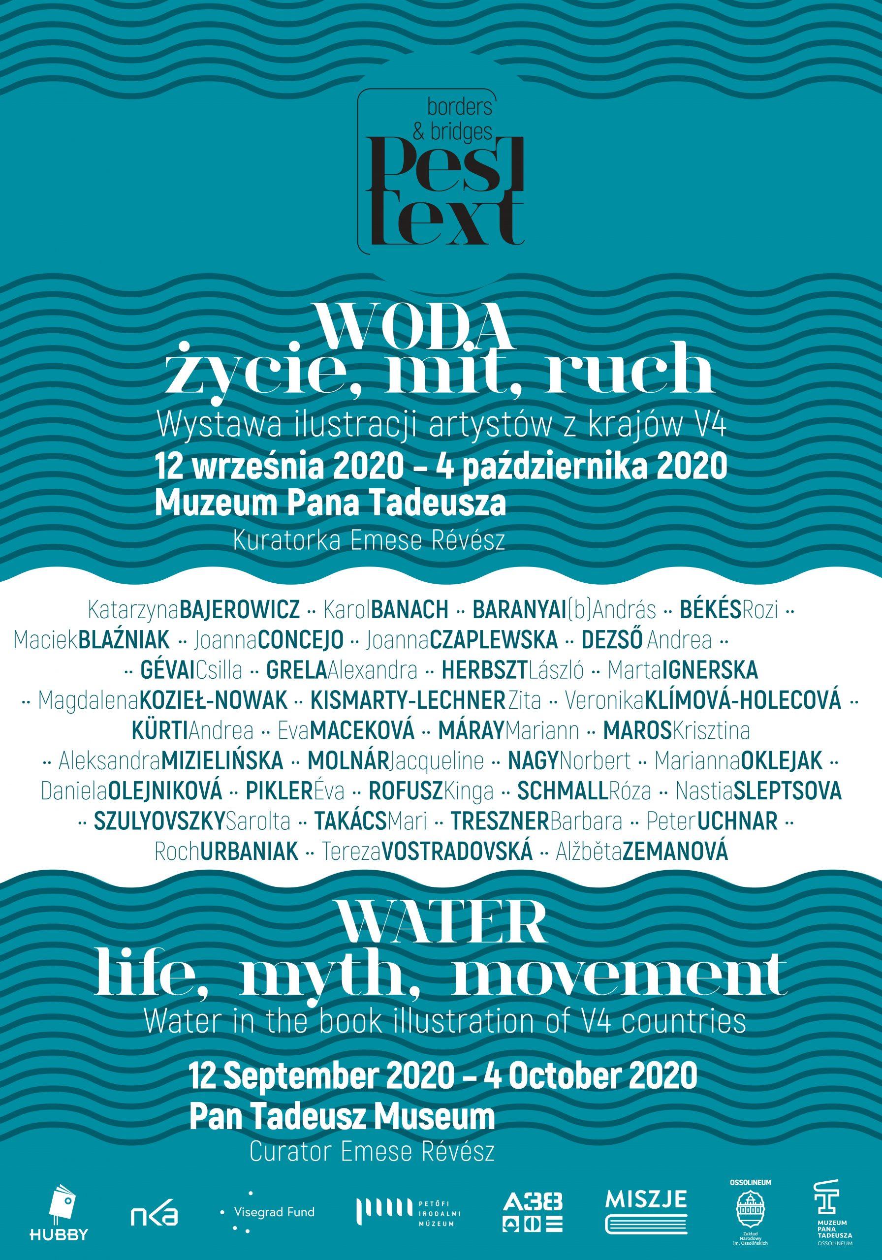 WODA – życie, mit, ruch