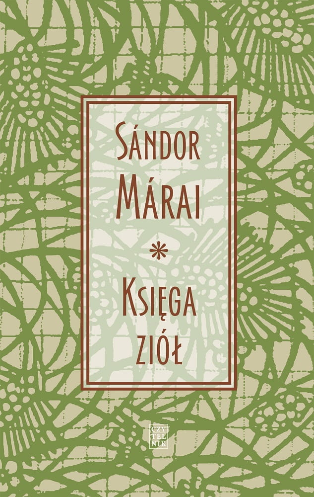 Sandor-Marai,-Ksiega-ziol - okładka