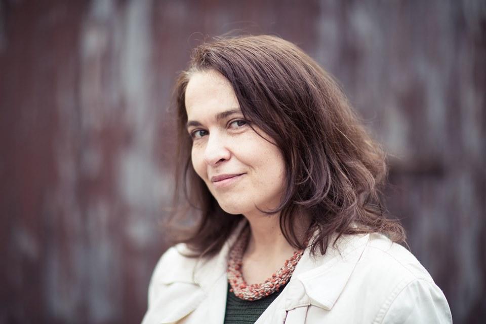 Barbara Sadurska fot. Albert Zawada