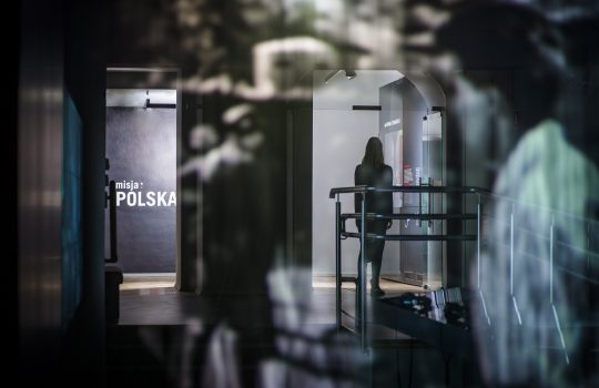 Misja: Polska