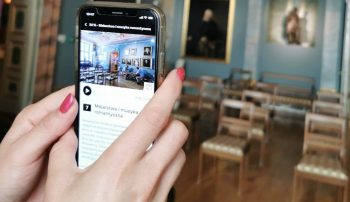 The Pan Tadeusz Museum's new mobile guide