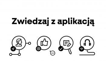 Zwiedzaj z aplikacją Muzeum Pana Tadeusza