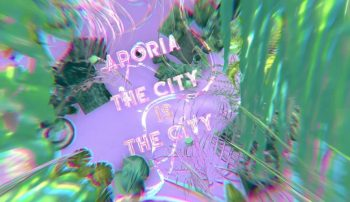 Aporia. The city is the city