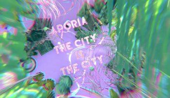 Aporia. Miasto jest miastem
