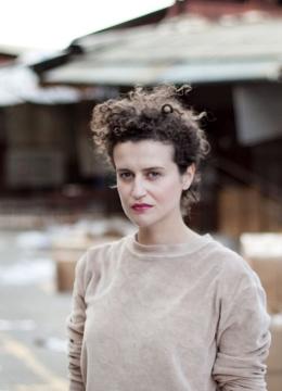 Aleksandra Wasilkowska, fot. Maciej Landsberg
