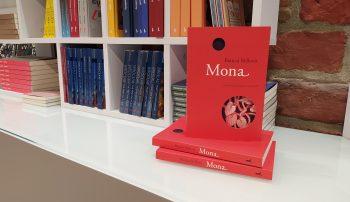 """""""Mona"""" – nowość od Wydawnictwa Afera"""
