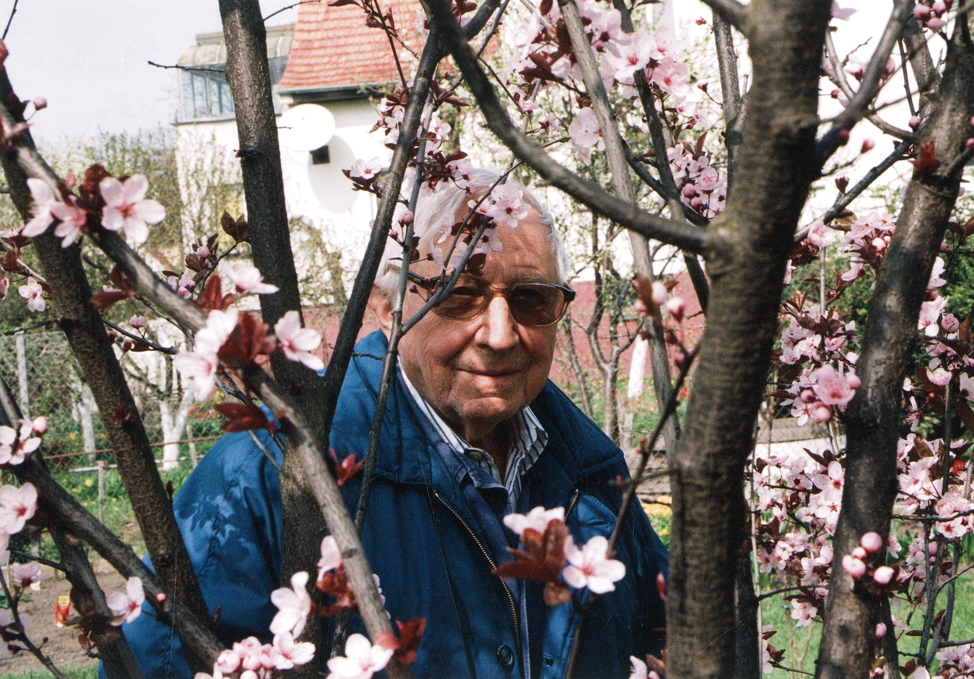 Tadeusz Różewicz, wtorek, 21 kwietnia 2010, fot. Janusz Stankiewicz