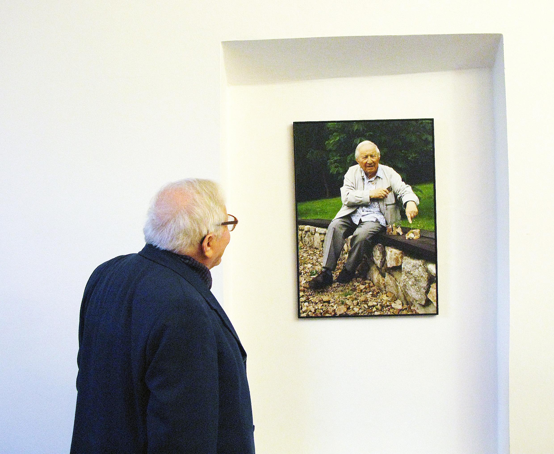 """""""Kopczyki Tadeusza Różewicza"""", 2007, fot. Zbigniew Kulik"""